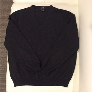 Brooks Brothers Full Sleeves Sweater